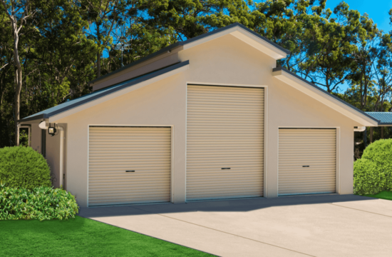 standard garage door sizes