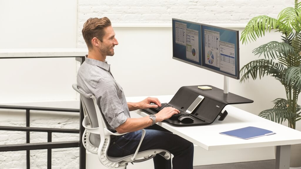 Sit and Stand Monitors