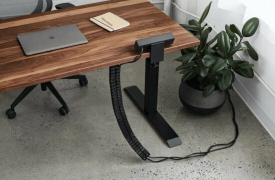 desk cable management