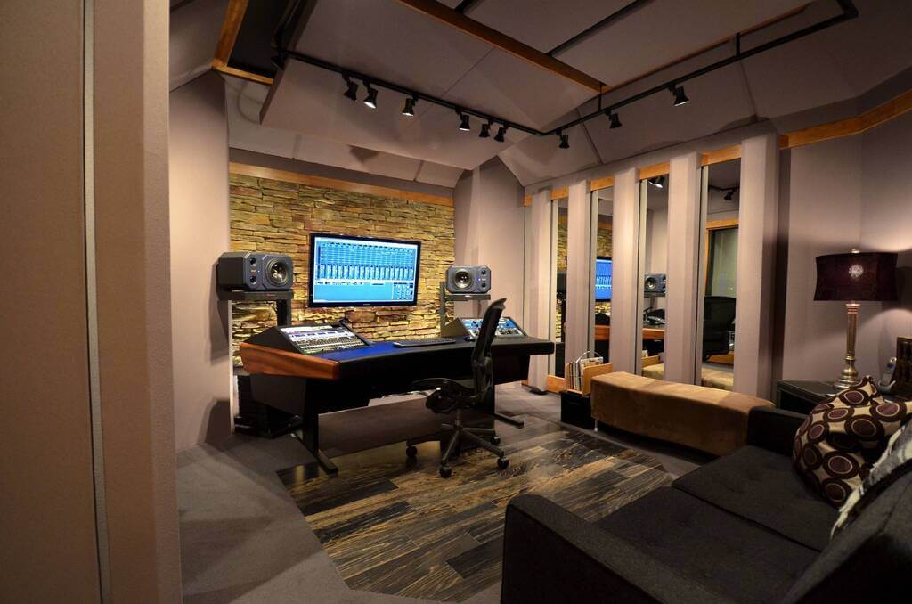 Turn Your Basement into a Music Studio