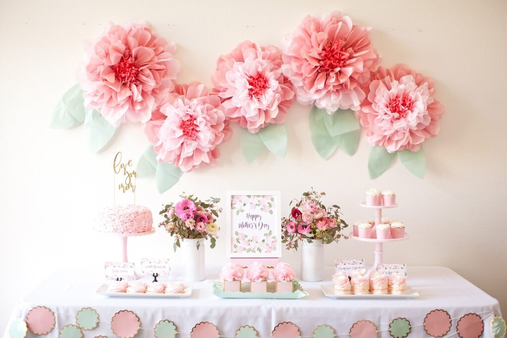 Mother's Day Decor Ideas