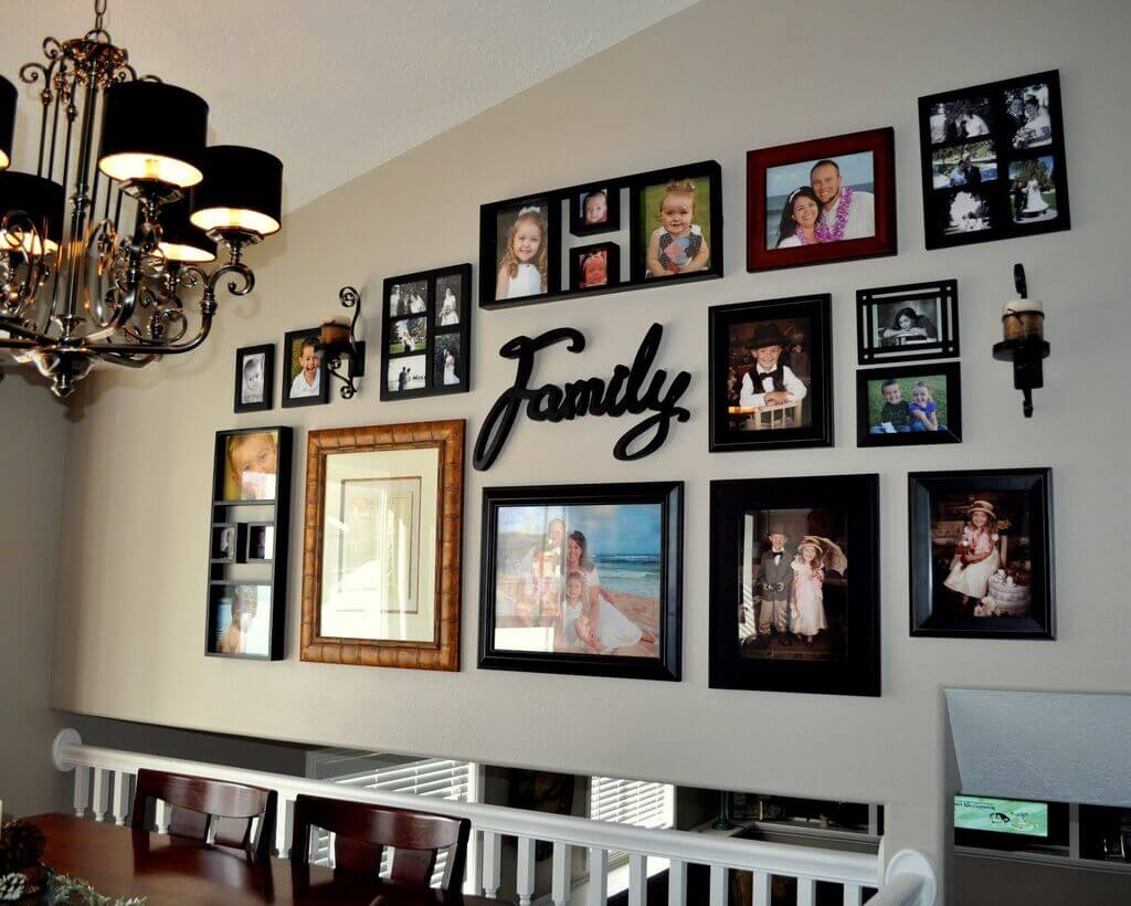 Ways to Display Your Pictures