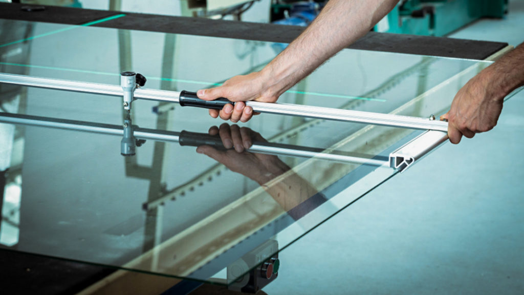 how to cut tempered glass