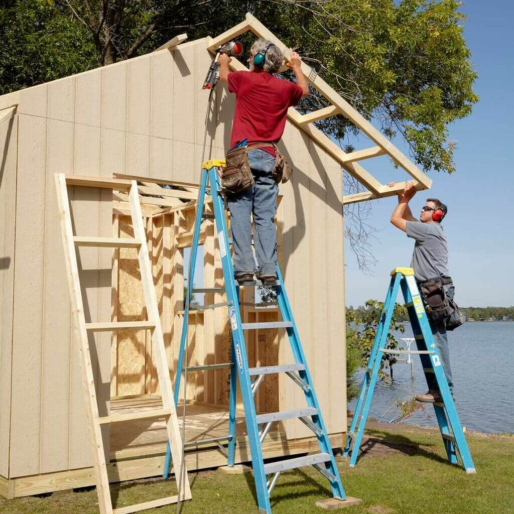 plans on how to build a shed