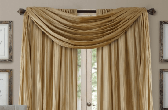 different style of curtains